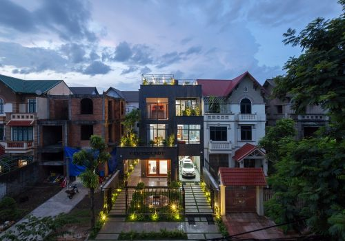 Kiến Trúc NDT | LTTD House