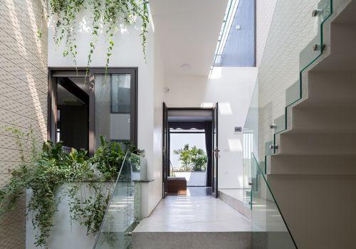 Kiến Trúc NDT | Nét xanh trong kiến trúc nay | NK Home | Kts. Nguyễn Đăng Tưởng