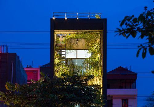 Kiến Trúc NDT | Nét xanh trong kiến trúc nay VTV3 | NDT TLC Home