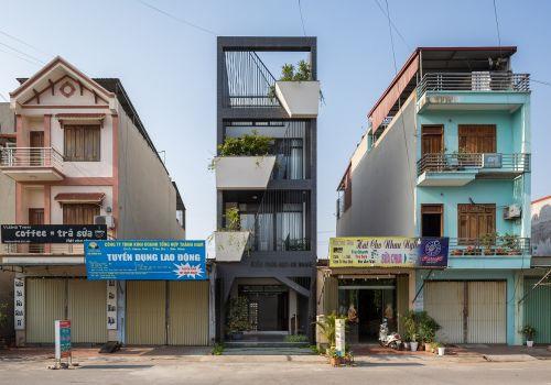 Kiến Trúc NDT | NK Home